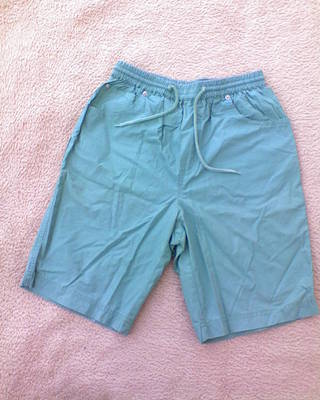 Vászon rövid nadrág 152