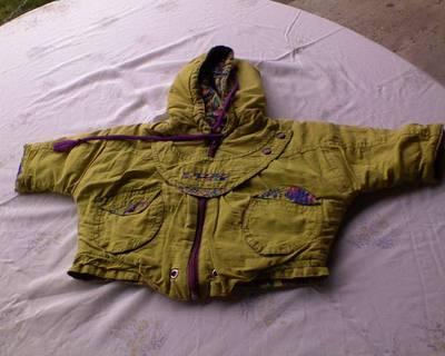 BRUMMI kapucnis téli dzseki 68-as