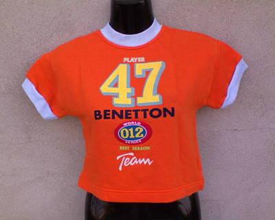 Benetton rövid poló XS méret