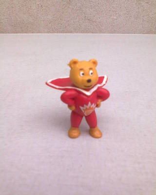 Super Ted figura 1983