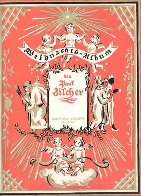 Karácsonyi dalok - 7 könnyű darab zongorára (kotta, 1911)