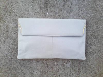 CHARLES JOURDAN boríték (hónalj) bőr táska