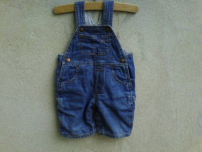 baby GAP rövid farmer nadrág 56-os
