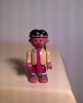 Indián figura